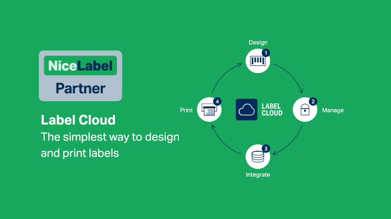 the simplest, yet most comprehensive, cloud labeling solution on the market