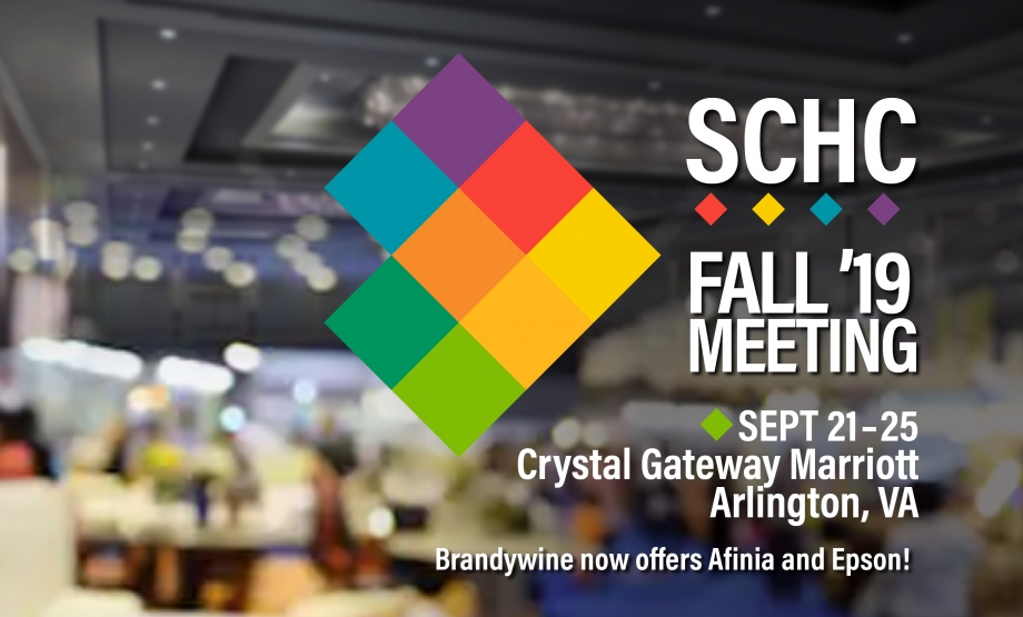 Join us in Arlington for 2019 SCHC Fall Meeting