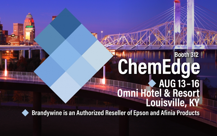Join us in Louisville for ChemEdge 2019